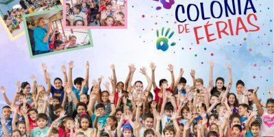 imagem - Colônia de férias para criançada em Janeiro