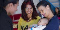 Sindicato realiza café da manhã especial para as Mamães