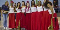 Abertura da Copa trouxe cerimônia, show ao vivo e estréia com goleada