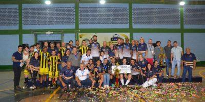 imagem - Cotave é Campeã da Copa Comerciária de Futsal