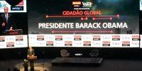 Ao lado de dirigentes sindicais, Márcia Caldas participa do Fórum Cidadão Global