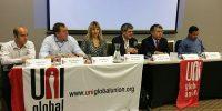 Márcia Caldas participa de evento da UNI AMÉRICAS no Chile