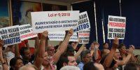 Sincomerciários na luta contra projeto que libera abertura do comércio nos finais de semana e feriados