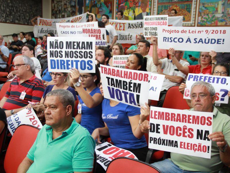Advogados da Câmara de Rio Preto dizem que proposta de Pauléra cria insegurança jurídica no setor
