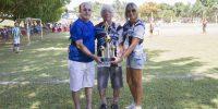 Racha das Apostas é campeão do Torneio-Início no Clube de Campo dos Comerciários