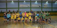 Escolinha de Futsal homenageia as mamães