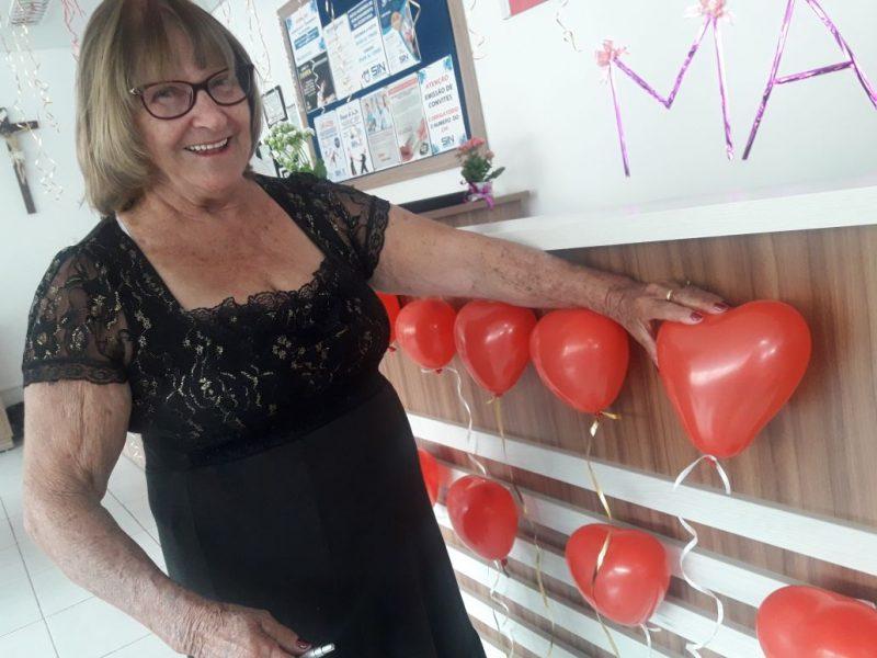 Dia das Mães no Centro de Benefícios