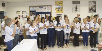 imagem - Márcia Caldas é reeleita e garante o segundo mandato no Sincomerciários de Rio Preto