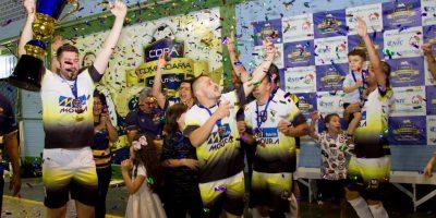 imagem - GPM é campeã da Copa Comerciária de Futsal e SK Automotive é campeã da série Prata