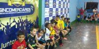 Jogo de futsal entre Pais e Filhos agita comemoração de Dia dos Pais