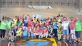imagem - Sincomerciários de Sorocaba vence a XI Copa Estadual de Futsal da Fecomerciários