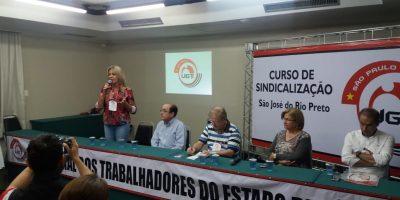 imagem - São José do Rio Preto é a última cidade a sediar a primeira temporada do Curso de Sindicalização da UGT SP.