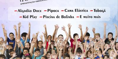 imagem - Programação especial de Dia das Crianças agitará a criançada no Clube de Campo