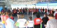 Clube de Campo sedia o treinamento do grupo Muffato