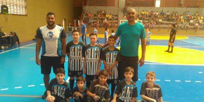imagem - Escolinha de Futsal Sincomerciários estreia com o pé direito no Pequeninos do SESC 2018