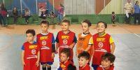 Escolinha de Futsal revela craque de apenas quatro anos