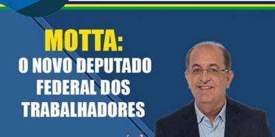 imagem - Sincomerciários parabeniza a vitória de Motta nas eleições 2018