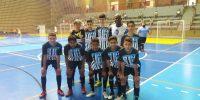 Equipe sub-14 do Sincomerciários é classificada para a segunda fase do torneio Pequeninos do SESC 2018
