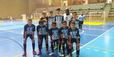 imagem - Equipe sub-14 do Sincomerciários é classificada para a segunda fase do torneio Pequeninos do SESC 2018
