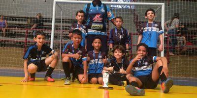 imagem - Sincomerciários é vice-campeão do torneio Pequeninos do Sesc 2018