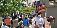 Sincomerciários participa de manifestação contra o fim do Ministério do Trabalho