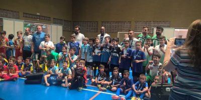 imagem - Equipes do Sincomerciários se destacam na Copa Pequeninos do Sesc 2018