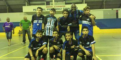 imagem - Escolinha de Futsal Sincomerciários é campeã da 3° Copa Agostiniana de Futsal 2018