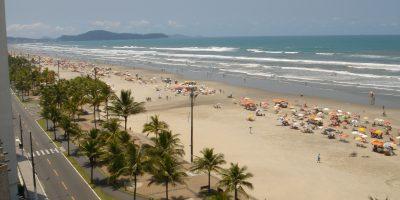 imagem - Excursão à Praia Grande é sucesso mais uma vez