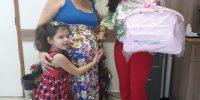 360 Mamães foram beneficiadas com o kit bebê do Sincomerciários este ano