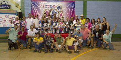 imagem - Comerciários participam do tradicional Torneio de Truco no Clube Social