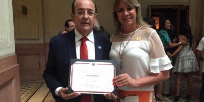 imagem - Deputado Federal Luiz Carlos Motta é diplomado em São Paulo