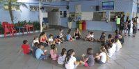 Sincomerciários realiza a 5ª edição da colônia de férias e agita a criançada no mês de janeiro
