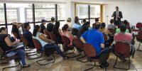 Sincomerciários faz reunião com funcionários do Supermercado Laranjão