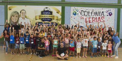 imagem - Sincomerciários realiza a 5ª edição da colônia de férias e agita a criançada no mês de janeiro