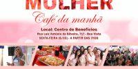 Sincomerciários prepara Café da manhã especial em comemoração ao Dia da Mulher