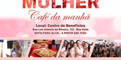 imagem - Sincomerciários prepara Café da manhã especial em comemoração ao Dia da Mulher