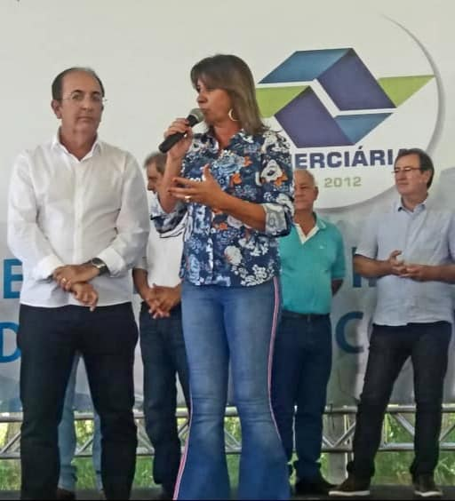 Presidente Márcia Caldas participa do encontro de lideranças em Avaré