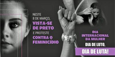 imagem - Sincomerciários apoia campanha contra o Feminicídio