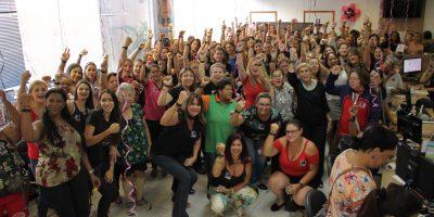 imagem - Sincomerciários reúne comerciárias em café da manhã especial Dia da Mulher