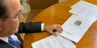 imagem - Deputado Federal Motta apresenta emendas à MP 873
