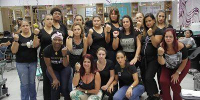 imagem - Sincomerciários participa de ato contra o Feminicídio