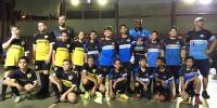 Escolinha de Futsal do Sincomerciários agita jogos amistosos