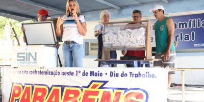 imagem - Sincomerciários prepara ações em comemoração ao dia 1º de maio