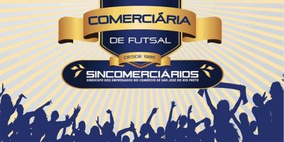 imagem - As inscrições para a 34º edição da Copa Comerciária de Futsal estão abertas