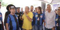 """Movimento Sindical realiza """"Dia do Trabalhador Unificado"""""""