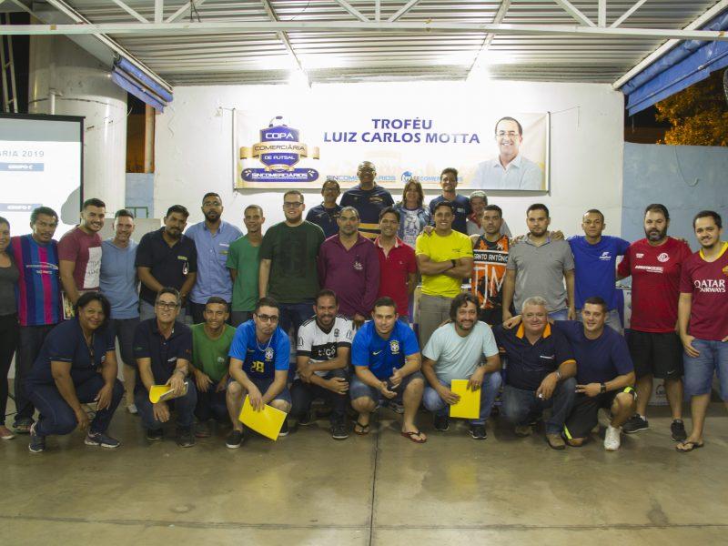 Congresso Técnico define grupos da 34º Copa Comerciária de Futsal