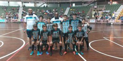 imagem - Escolinha de Futsal do Sincomerciários participa do jogo de exibição do craque Falcão em Rio Preto