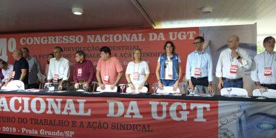imagem - Sincomerciários prestigia 4º Congresso Nacional da UGT