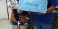 Sincomerciários beneficia dezenas de famílias com kit maternidade no mês de maio