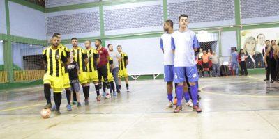 imagem - 34º Copa Comerciária de Futsal começa a todo o vapor
